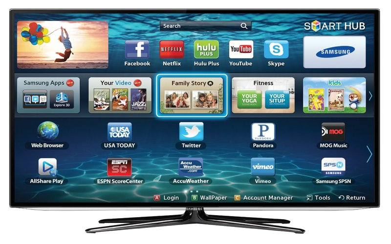 Samsung UN60ES6100 60-Inch LED HDTV - Featured Image