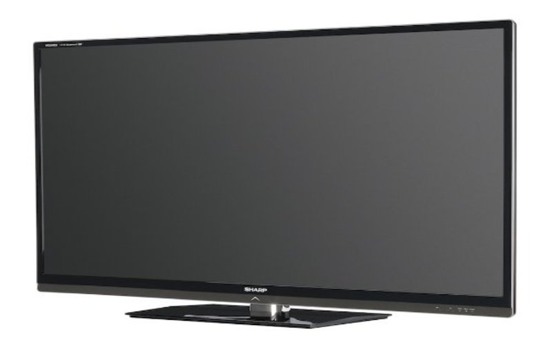 Sharp LC60LE835U Quattron 60-Inch TV - Image #2
