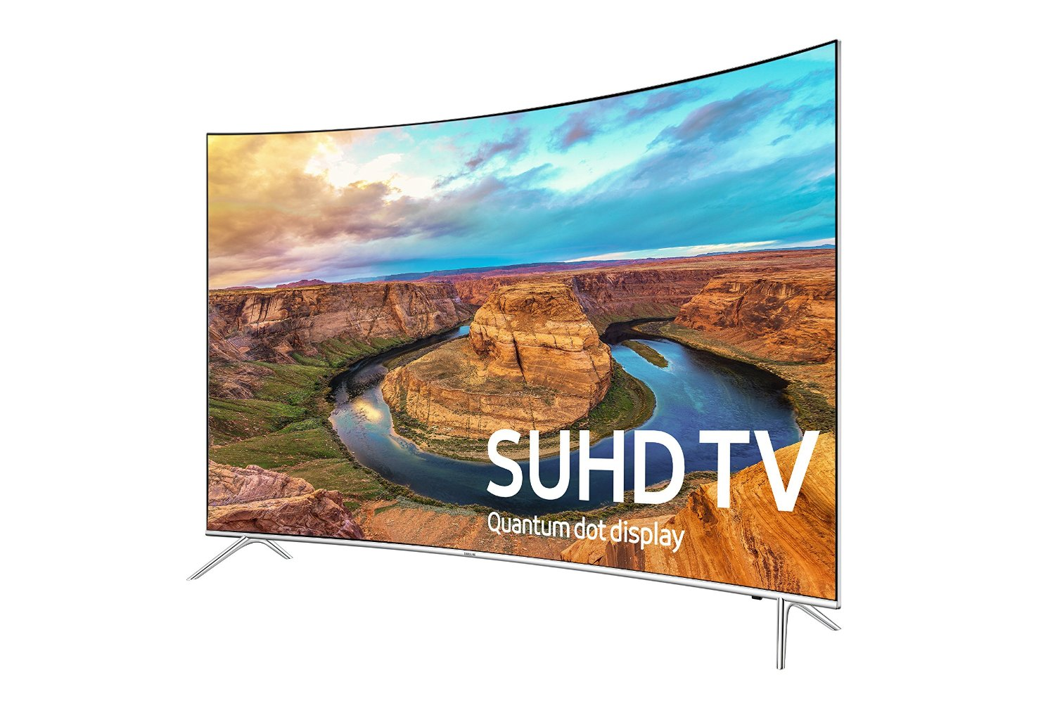 Samsung UN65KS8500 65 Inch Curved OLED TV
